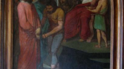 Jésus condamné à mort